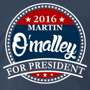 Martin O'malley 2016 T-Shirts - Men's Premium T-Shirt