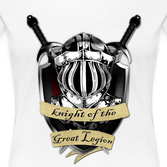 Knight Of The Great Legion T-Shirt Women