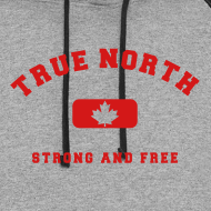 Design ~ True North Strong and Free