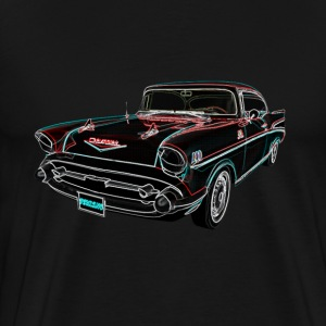 Neon 57 Bel Air - Men's Premium T-Shirt