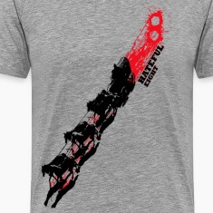Quentin Tarantino The Hateful Eight | Blood Trails T-Shirts