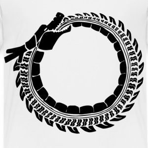 Dragon Ouroboros Baby & Toddler Shirts - Toddler Premium T-Shirt