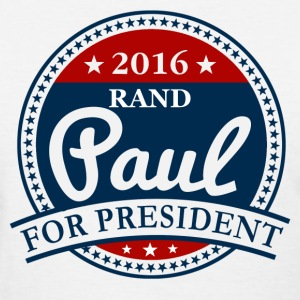 Rand Paul 2016 Women's T-Shirts - Women's T-Shirt