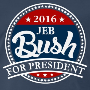 Jeb Bush For President T-Shirts - Men's Premium T-Shirt