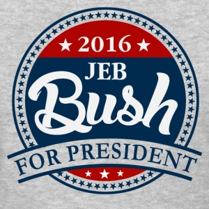 Jeb Bush For President Women's T-Shirts - Women's T-Shirt
