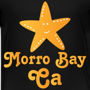 Morro Bay California starfish Kids' Shirts - Kids' Premium T-Shirt