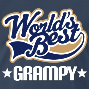 Worlds Best Grampy T-Shirts - Men's Premium T-Shirt