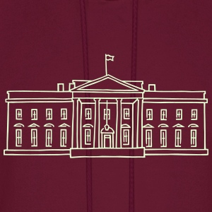 The White House Hoodies - Men's Hoodie
