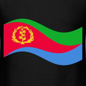 Eritrea Flag T-Shirts - Men's T-Shirt