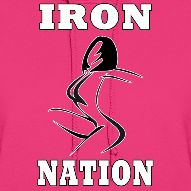 Lady Iron Hoodie