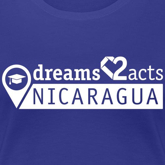 Dreams 2 Acts Women's Logo