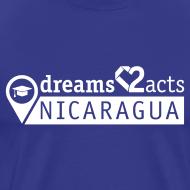 Design ~ Dreams 2 Acts Men's Logo