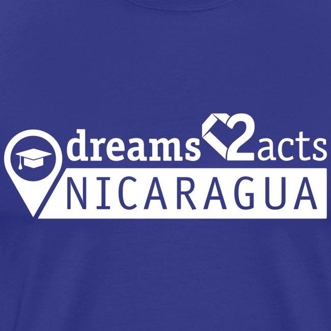 Dreams 2 Acts Men's Logo
