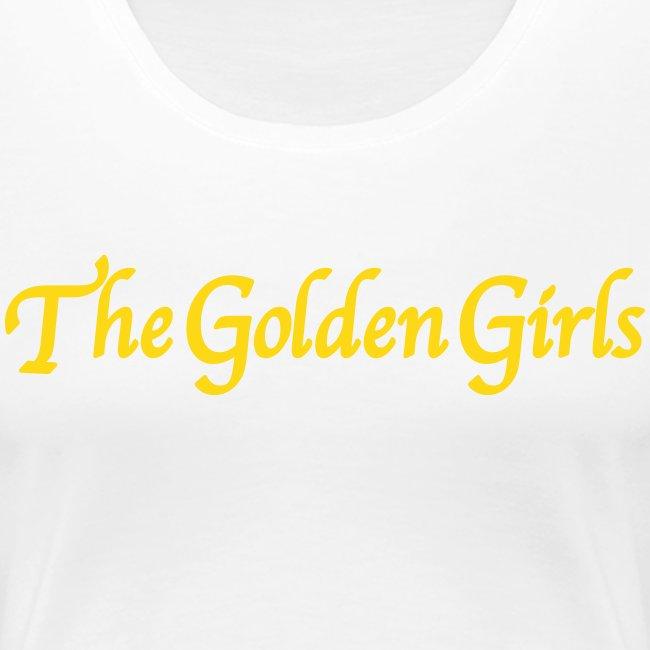 The Golden Girls Tee (Womens)