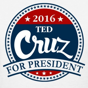 Ted Cruz For President Women's T-Shirts - Women's T-Shirt