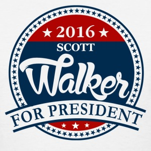 Scott Walker 2016 Women's T-Shirts - Women's T-Shirt