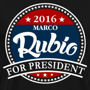 Marco Rubio For President T-Shirts - Men's Premium T-Shirt
