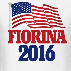 Carly Fiorina 2016 - Men's T-Shirt