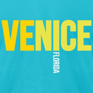 Venice Florida - Men's T-Shirt by American Apparel