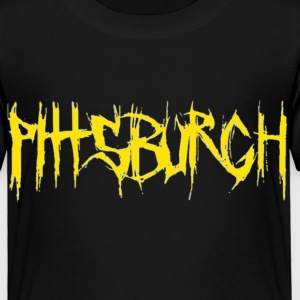 Pittsburgh - Toddler Premium T-Shirt