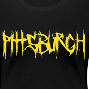 Pittsburgh - Women's Premium T-Shirt
