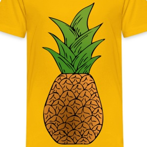 Alternative Pineapple - Kids' Premium T-Shirt
