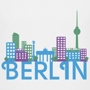 Skyline Berlin Baby & Toddler Shirts - Toddler Premium T-Shirt