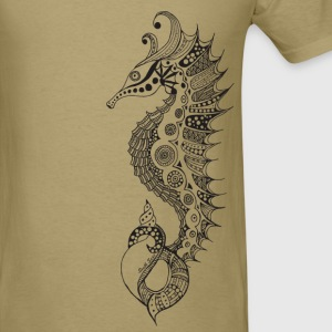South Seas Sea Horse T-Shirts - Men's T-Shirt