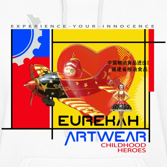 CHILDHOOD HEROES - front print - s/xxl
