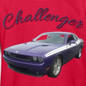 Challenger - Kids' Long Sleeve T-Shirt