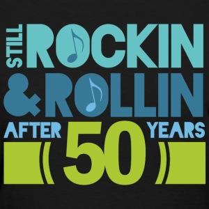 50th Anniversary rock and roll Women's T-Shirts - Women's T-Shirt