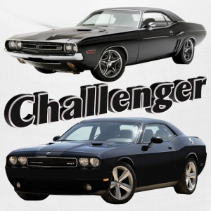 Challenger Then and Now - Bandana