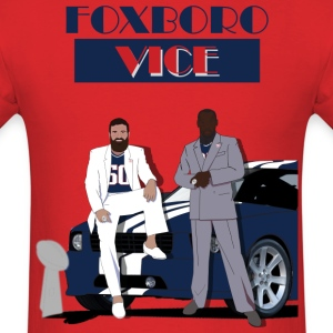 Foxboro Vice T-Shirts - Men's T-Shirt