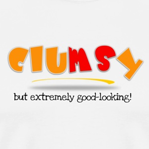 Clumsy - Men's Premium T-Shirt