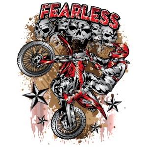 Fearless Motocross Honda