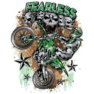Fearless MX Kawasaki
