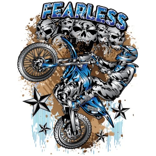 Fearless Motocross Yamaha