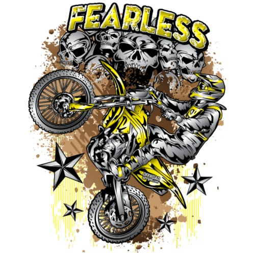 Fearless Motocross Suzuki