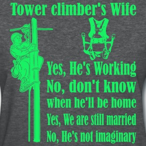 Tower Climbers Wife - Women's T-Shirt