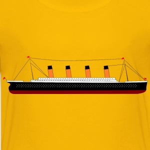 The Titanic - Kids' Premium T-Shirt