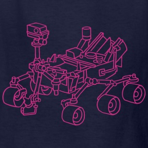 Curiosity, the Marsrover Kids' Shirts - Kids' T-Shirt