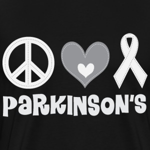 Parkinsons Disease Ribbon T-Shirts - Men's Premium T-Shirt