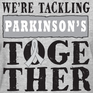 Parkinsons Disease tackling together Women's T-Shirts - Women's T-Shirt