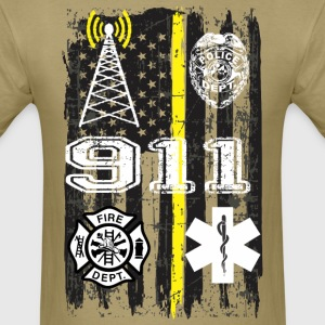 Call 911 - Men's T-Shirt