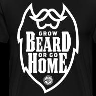 Design ~ GROW BEARD...