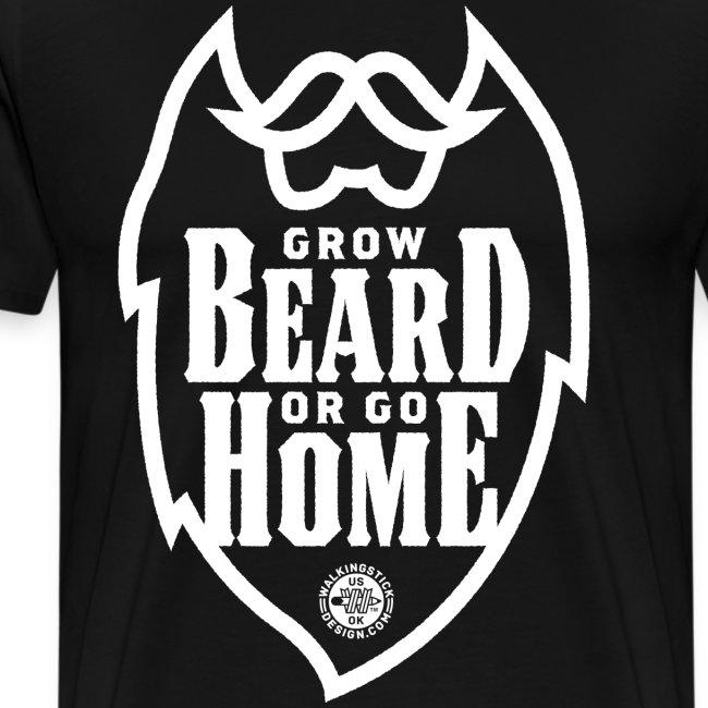 GROW BEARD...