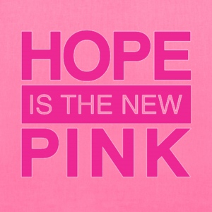 hope is the new pink Bags & backpacks - Tote Bag