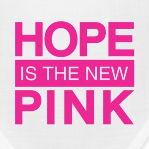 hope is the new pink Caps - Bandana