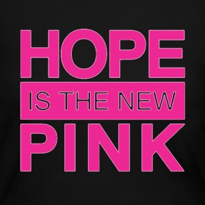 hope is the new pink Long Sleeve Shirts - Women's Long Sleeve Jersey T-Shirt