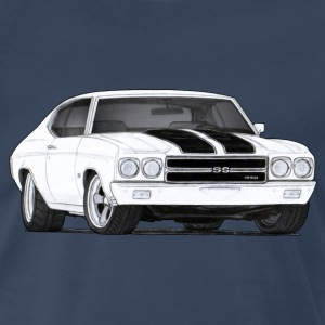70 Chevelle T-Shirts - Men's Premium T-Shirt